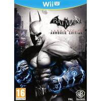Batman Arkham City : Armored Edition WiiU