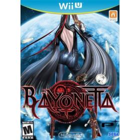Bayonetta (sous blister) WiiU