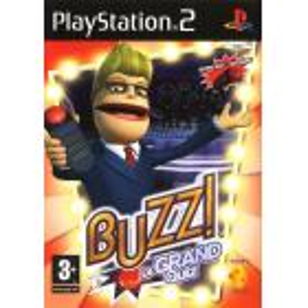 Buzz : Le grand Quiz PS2