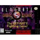Ultimate Mortal Kombat 3 SNES
