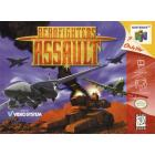 Aerofighter Assault N64