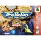 MicroMachines 64 Turbo N64