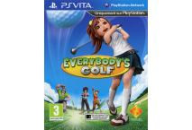 Everybody's Golf PSP VITA