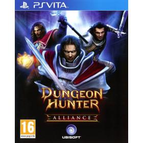 Dungeon Hunter Alliance VITA