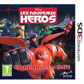 Les Nouveaux Héros : Combat...