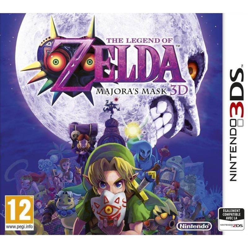 The Legend of Zelda : Majora's Mask 3D 3DS