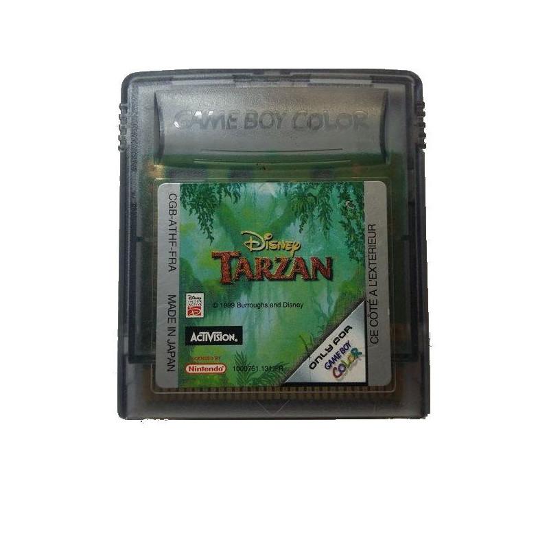 Tarzan  GBC