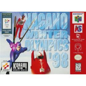 Nagano Winter Olympics 98 N64