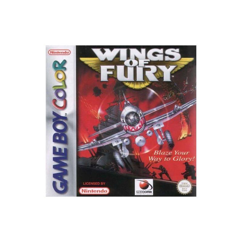 Wings of Fury GBC