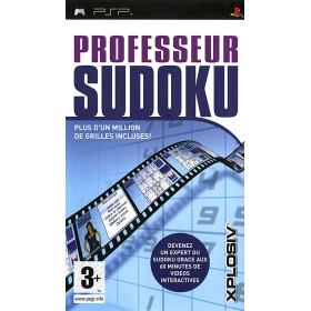 Professeur Sudoku PSP