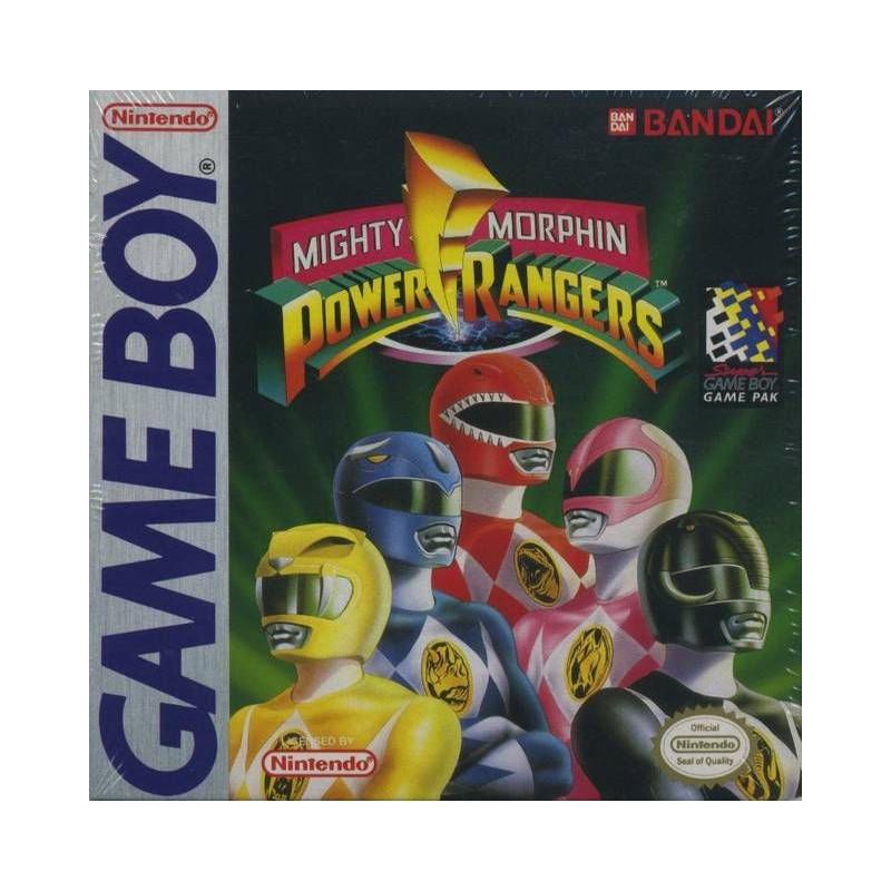 Mighty Morphin Power Rangers GB