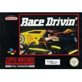 Race Drivin' SNES