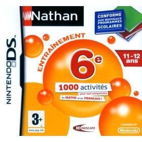 Nathan Entraînement 6e DS
