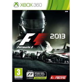 F1 2013 Xbox360