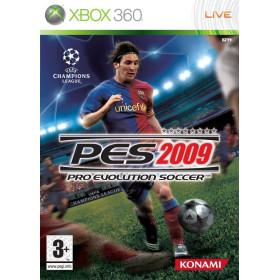 Pro Evolution Soccer 2009...