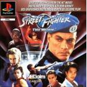 Street Fighter : The Movie PSX