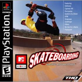 MTV Sports Skateboarding PSX