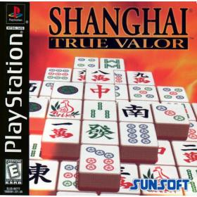 Shanghai : True Valor PSX