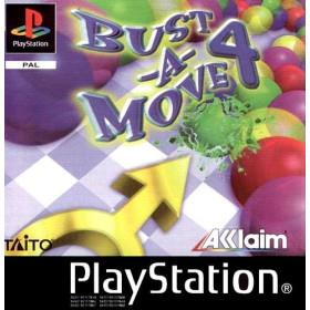 Bust-A-Move 4 PSX
