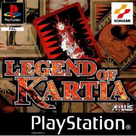 Legend Of Kartia PSX
