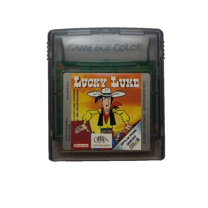 Lucky Luke GBC