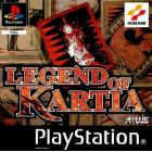 Legend Of Kartia PSX
