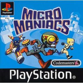 Micro Maniacs PSX