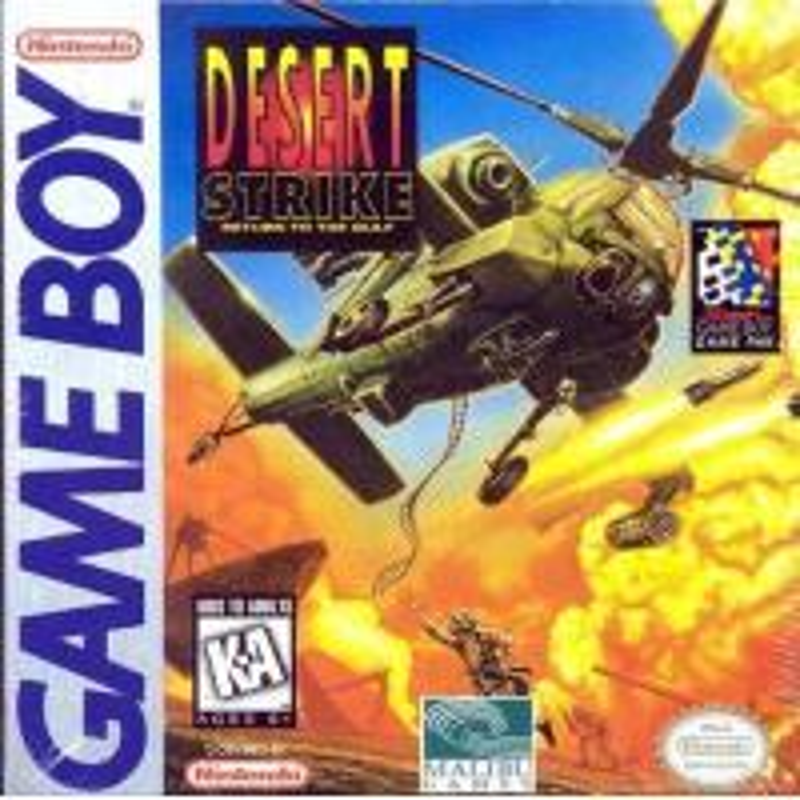 Desert strike GB