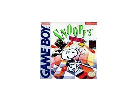 Snoopy's Magic Show GB