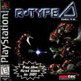 R-Type Delta (import JAP) PSX