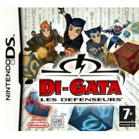 Di-Gata : Les Défenseurs DS