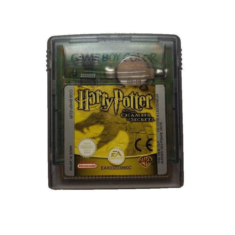 Harry Potter et la Chambre des Secrets GBC