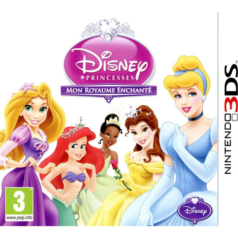 Disney Princesses : Mon Royaume Enchanté 3DS