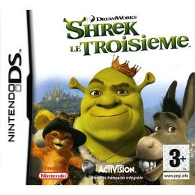 Shrek Le Troisieme DS