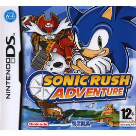 Sonic Rush Adventure DS
