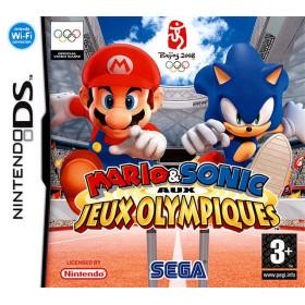 Mario et Sonic aux Jeux...