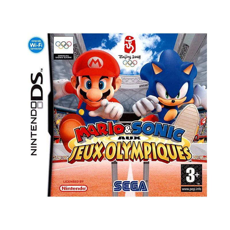 Mario et Sonic aux Jeux Olympiques DS