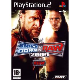 WWE Smackdown vs Raw 2009 PS2