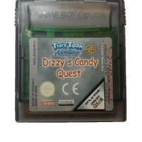Tiny Toon Adventures : Dizzy's Candy Quest GBC