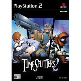 TimeSplitters 2 PS2