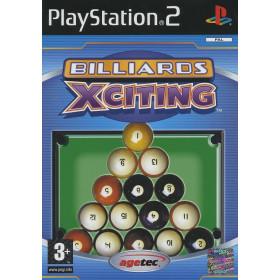 Billiards Xciting PS2