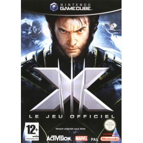 X-Men : Le Jeu Officiel GC