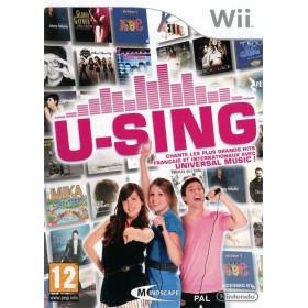 U-Sing Wii