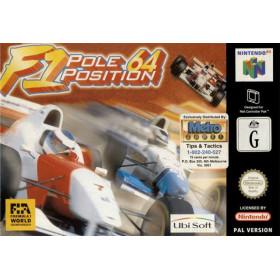 F1 Pole Position N64
