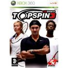 Top Spin 3 Xbox360