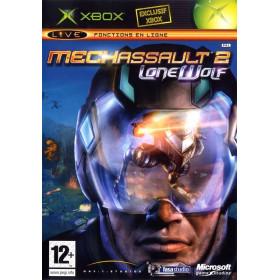 Mechassault 2 : Lone Wolf Xbox