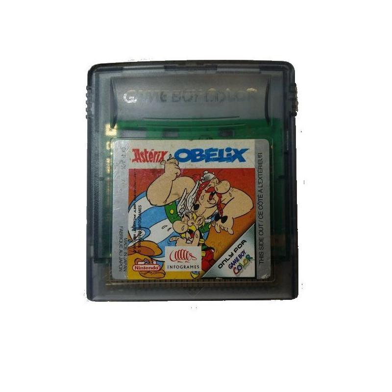 Astérix & Obelix GBC