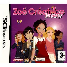 Zoé : Créatrice de Mode DS