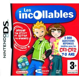 Les Incollables CE1 - CE2 DS