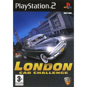 London Cab Challenge PS2